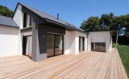 Construction Et Rénovation Habitat Jubault Constructions Morbihan Constructeur Morbihan Plain Pied 1515
